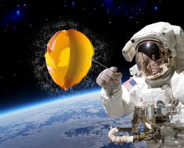 What Would Happen If You Popped A Balloon In Space?