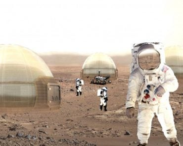 How Would Humans Protect Themselves On Mars?