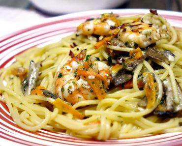 Noodles Spaghetti Monosodium Glutamate
