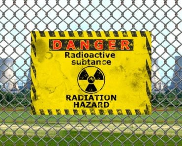 Radioactive subtance elements radiation hazard restrited area
