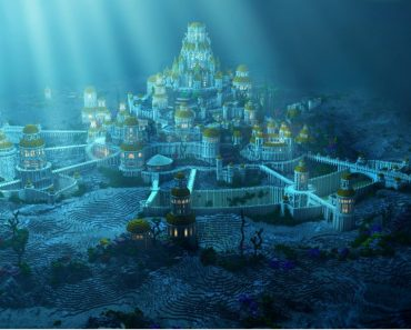 Is The Sunken City Of Atlantis Real?