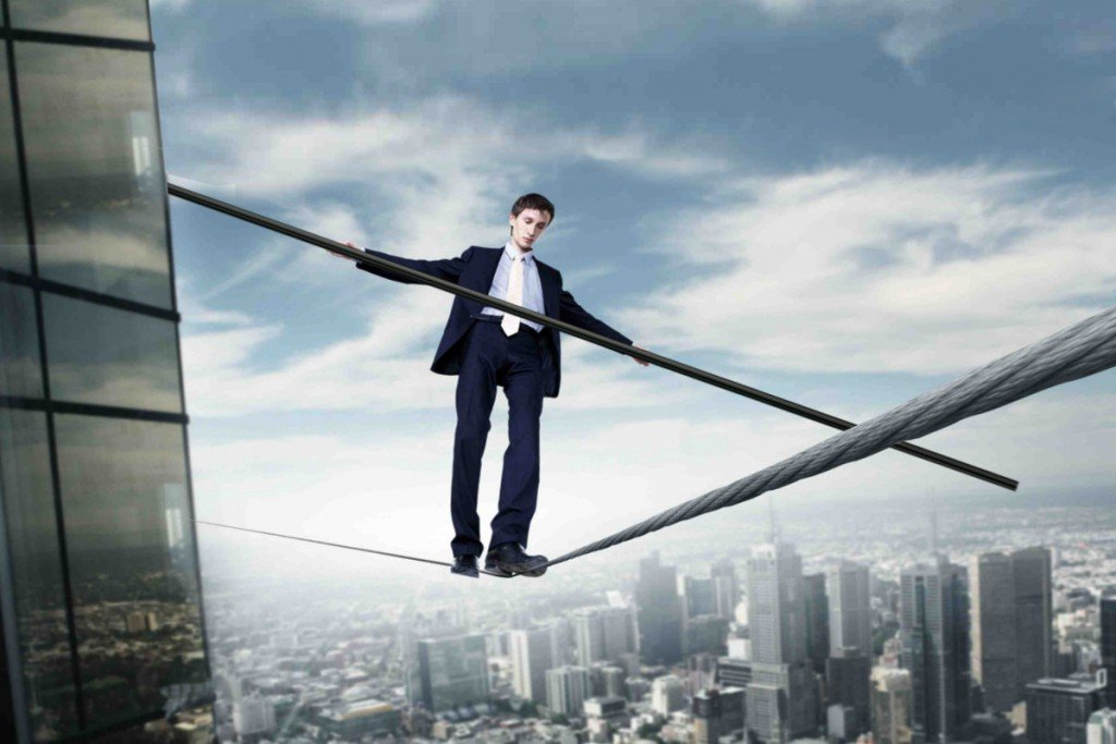 Why Do Tightrope Walkers Carry A Pole/Bar During Their Performance ...