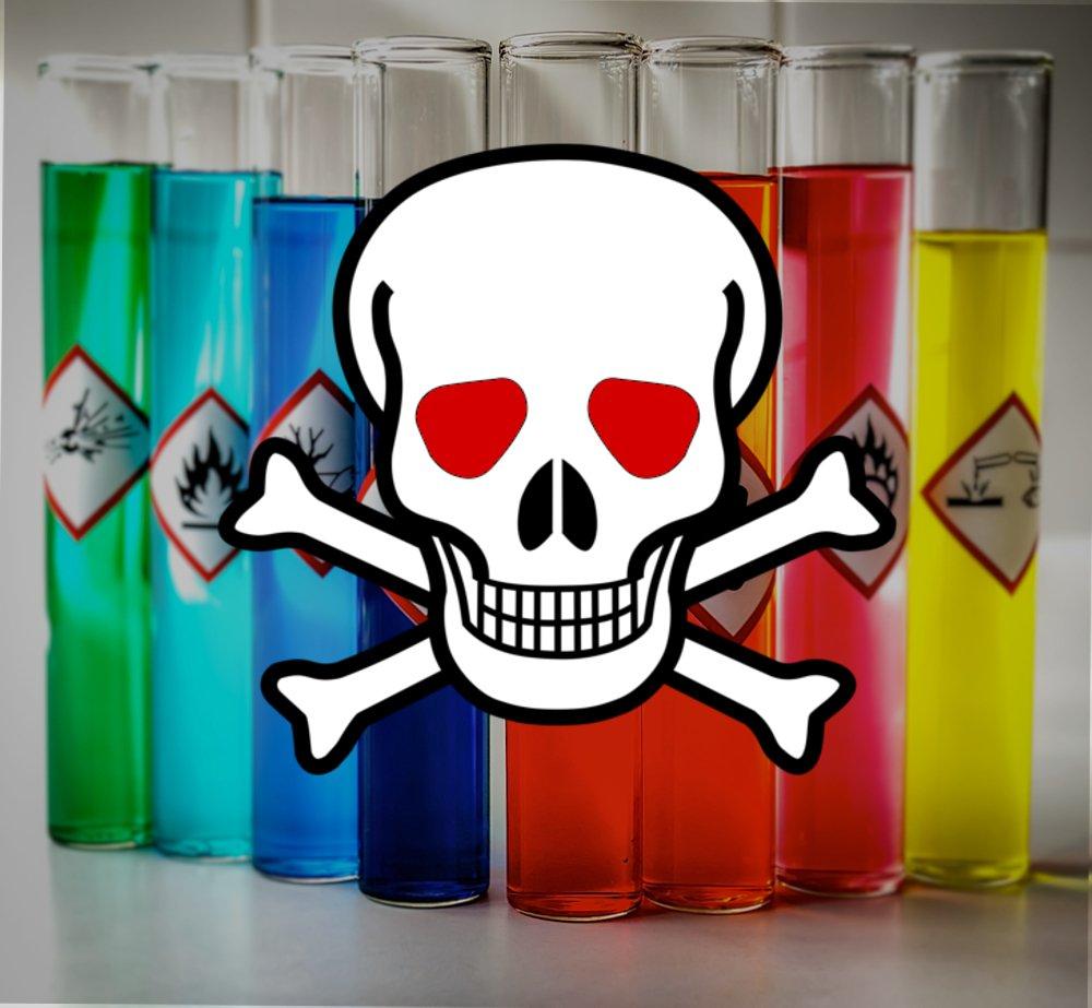 Aligned Chemical Danger