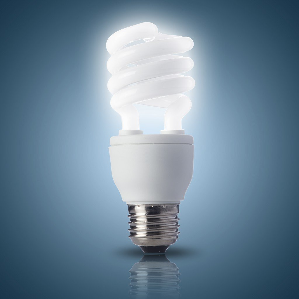 Why Do Certain Things Glow In The Dark? » Science ABC for glowing cfl bulb  181obs