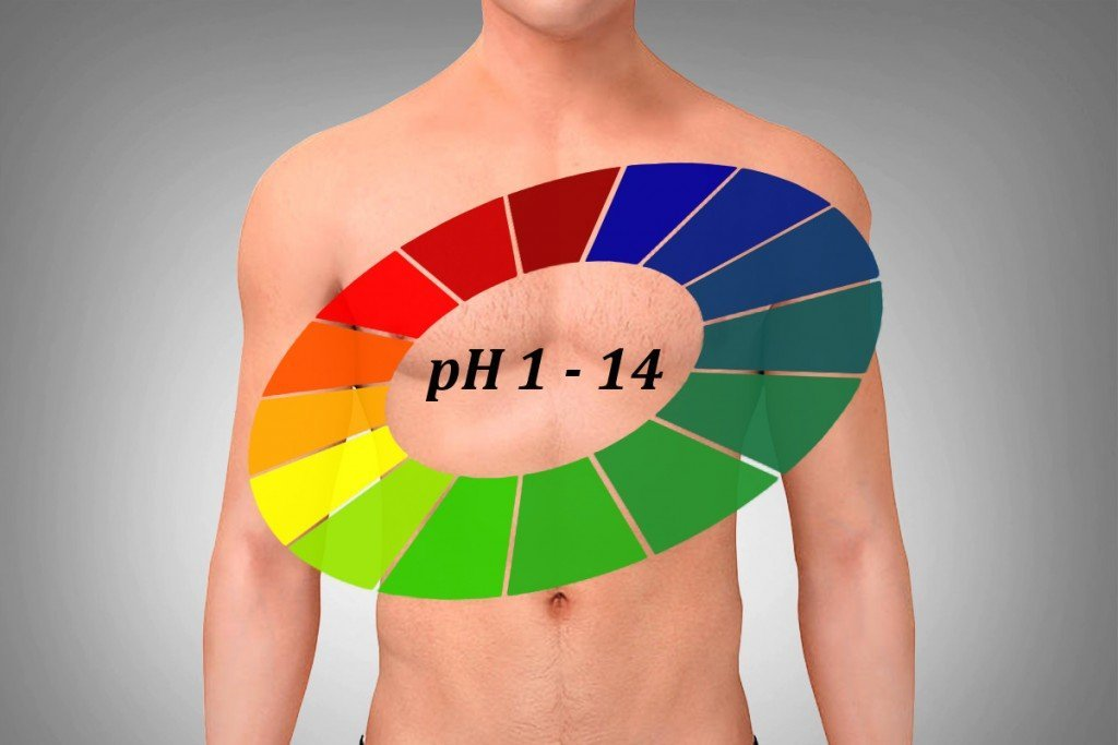 What Is The Ideal pH Of The Body? » Science ABC