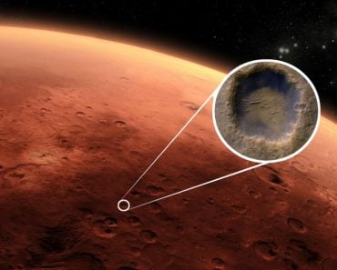 Water on Mars proove