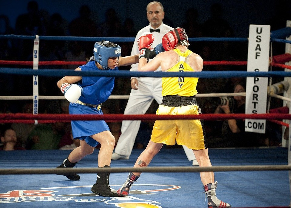 why is a boxing ring called a ring even though it s actually a square science abc. Black Bedroom Furniture Sets. Home Design Ideas