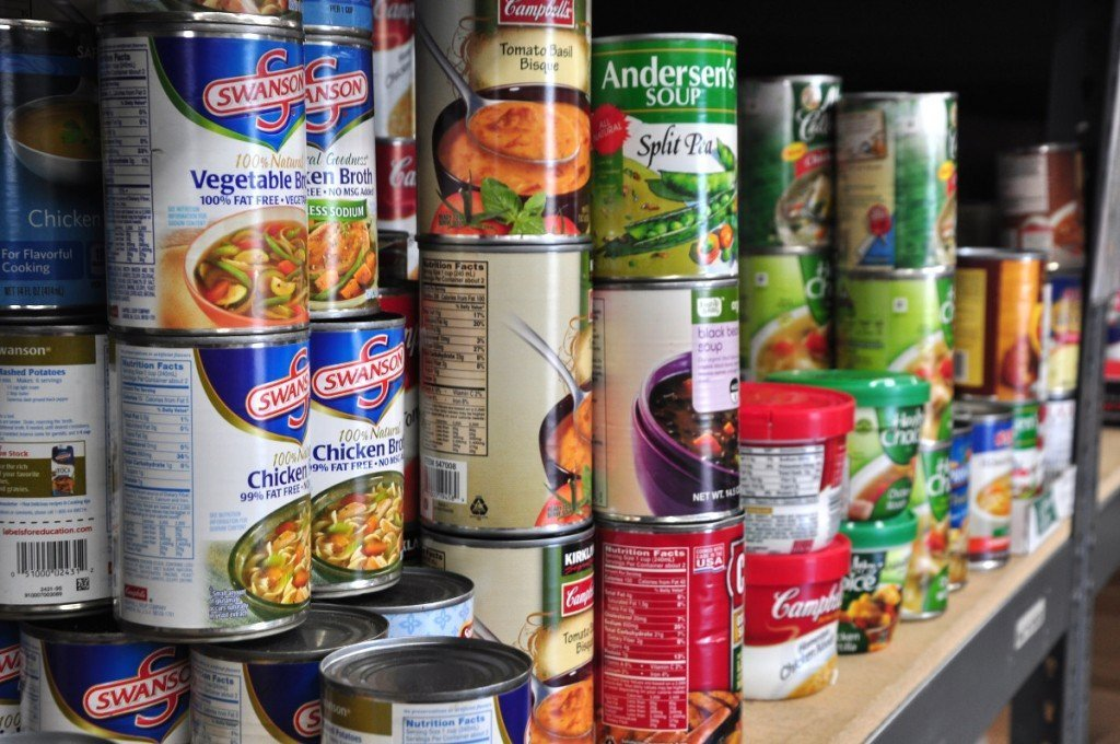 List Of Canned Foods For A Food Drive