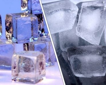 Cloudy & Clear Ice Cubes