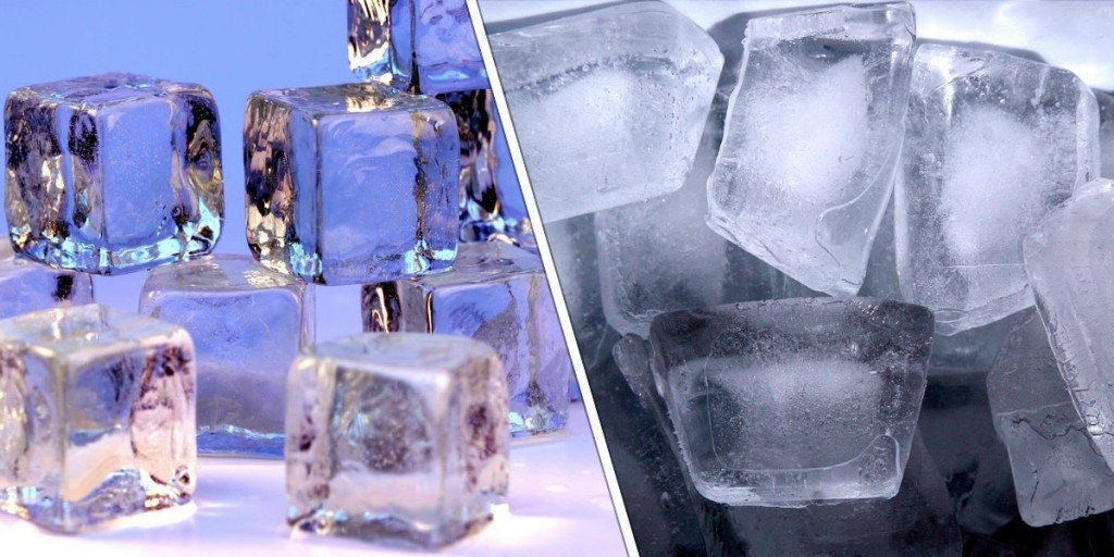 Why Are Some Ice Cubes Cloudy While Others Are Clear