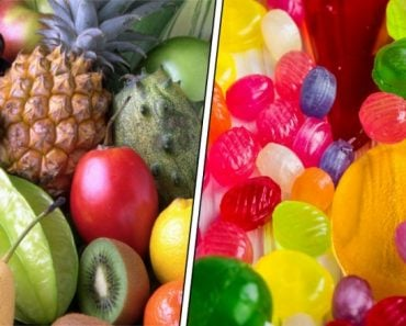 Fruit & Candy suger