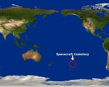 What Is The Spacecraft Cemetery And Where Is It Located?