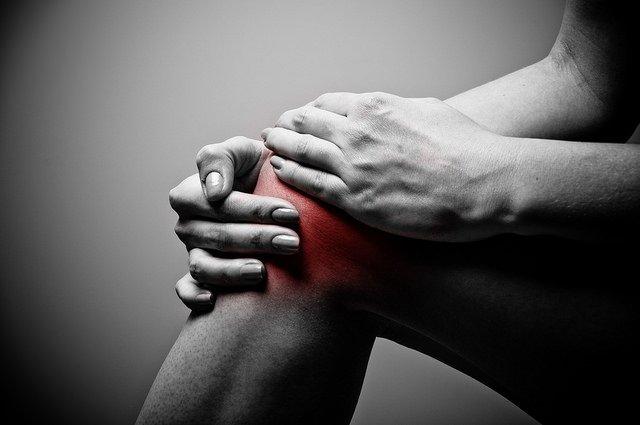 Knee bone pain