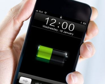 Mobile charging screen (Bloomua)