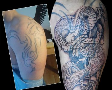 Cover Up Tattoo 2