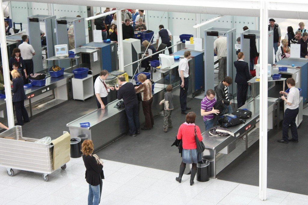 Airport Security: What Scanners And Machines Are Used To Check