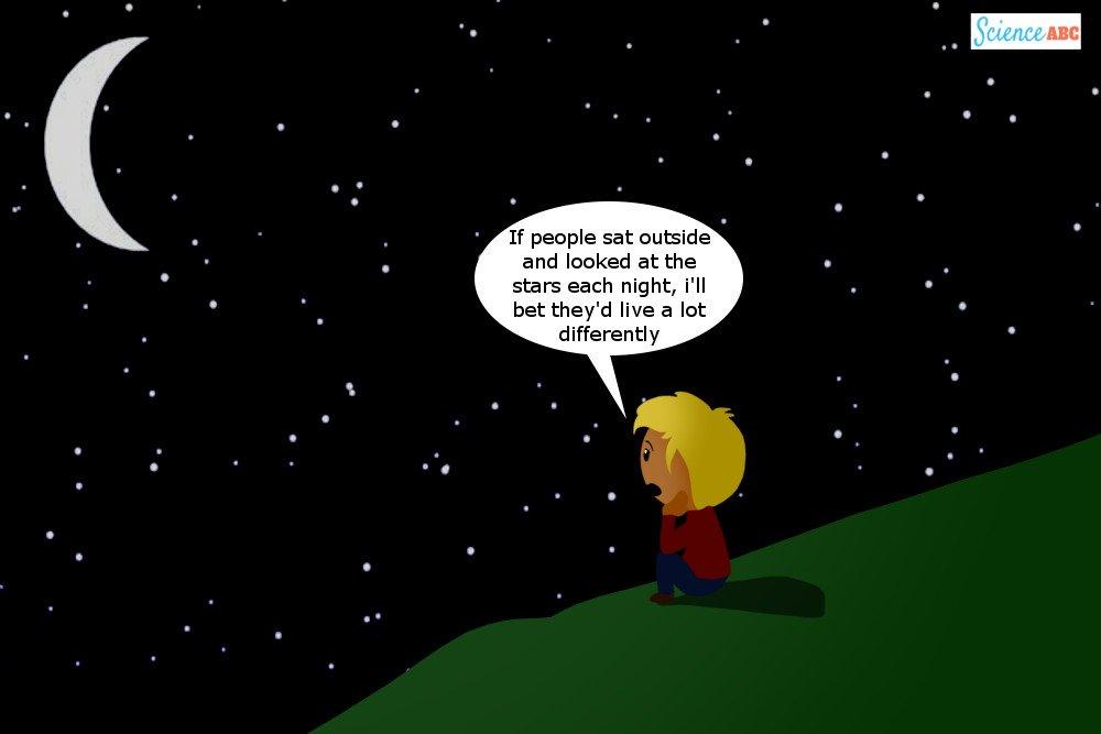 cartoon looking stars