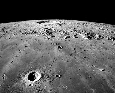 No life on moon