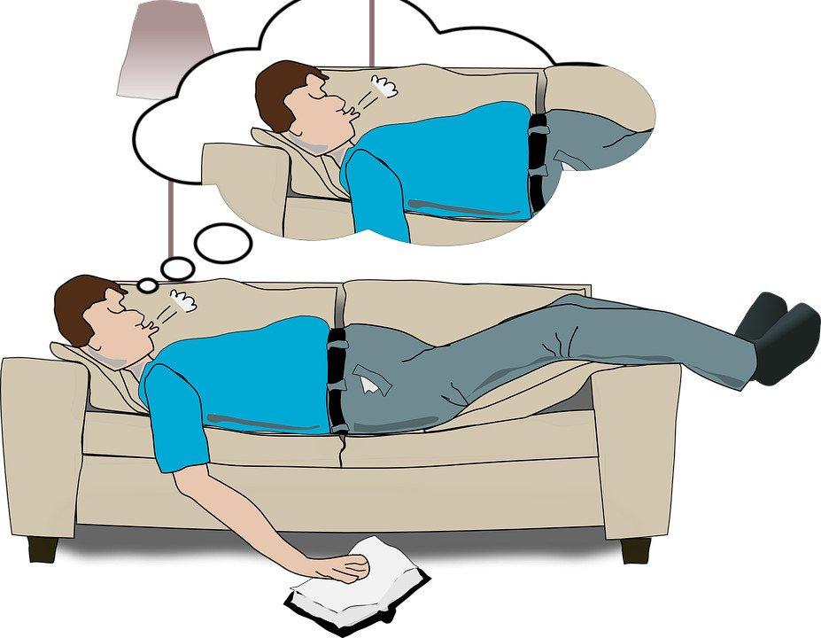 Как справится с бессонницей в домашних условиях