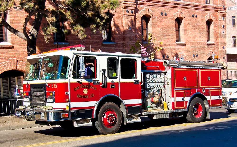 why are firetrucks red? » science abc  science abc