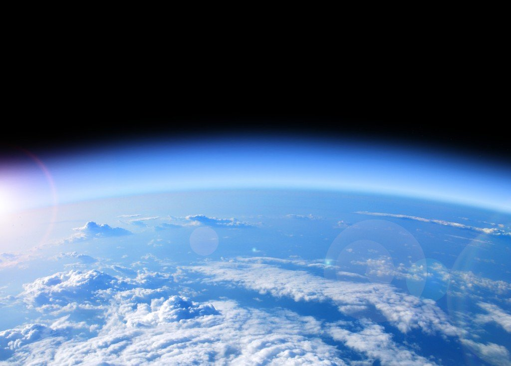 the atmosphere Learn about the earth's atmosphere and how observation from space via  satellites contributes to our understanding of it.