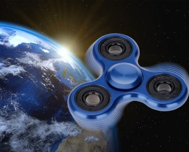 , How Long Would A Fidget Spinner Spin In Space?, Science ABC, Science ABC