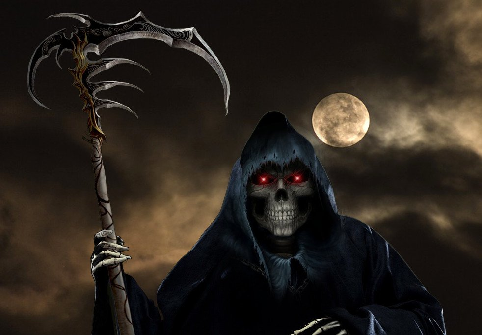 What Is The Grim Reaper Science Abc