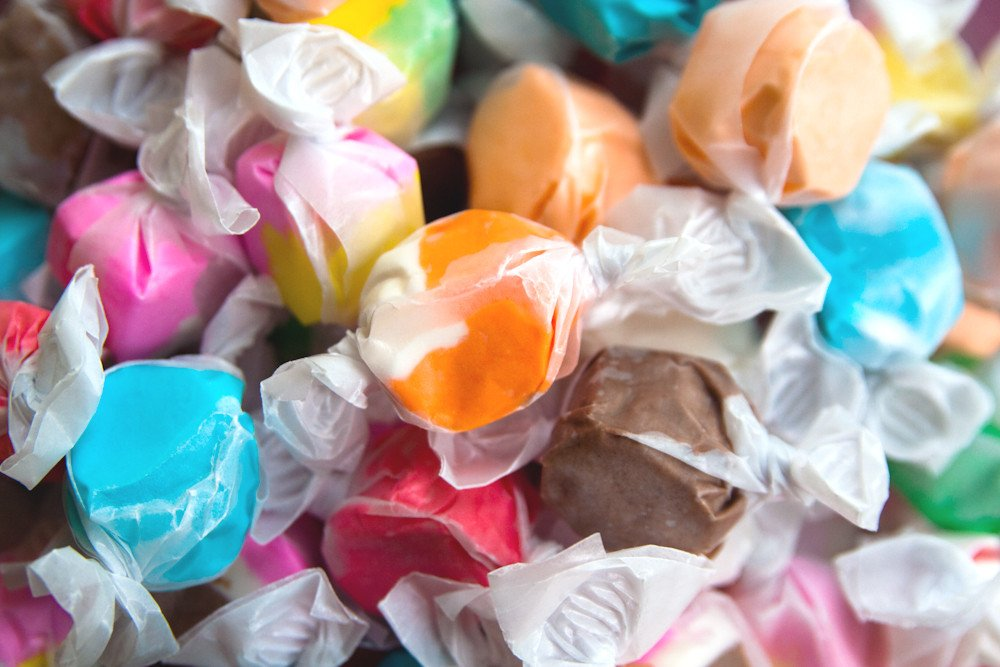 Salt Water Taffy: Is It Really Made From Salt Water