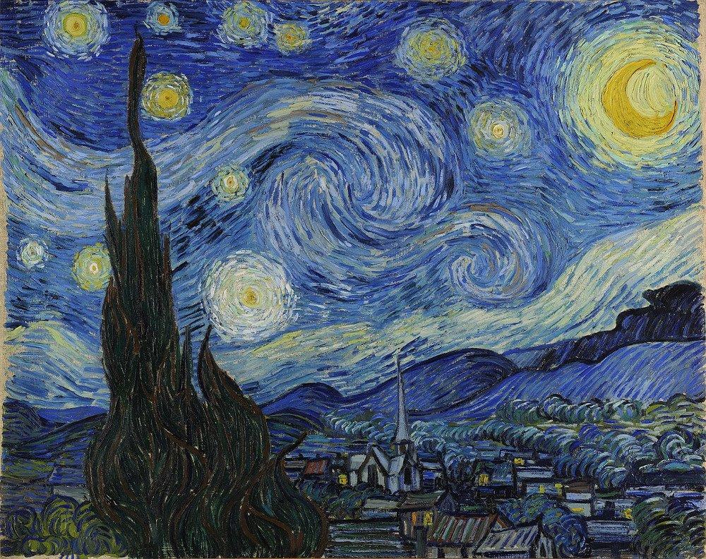 Van Gogh-Starry Night