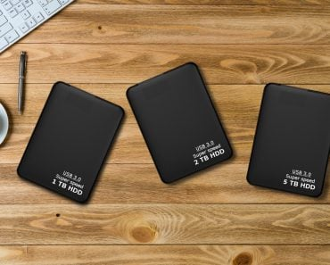 How Is A 1-Terabyte Hard Drive Physically Different From A 2-Terabyte One?