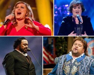 Fat Opera singers