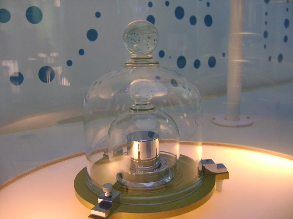 Prototype kilogram replica