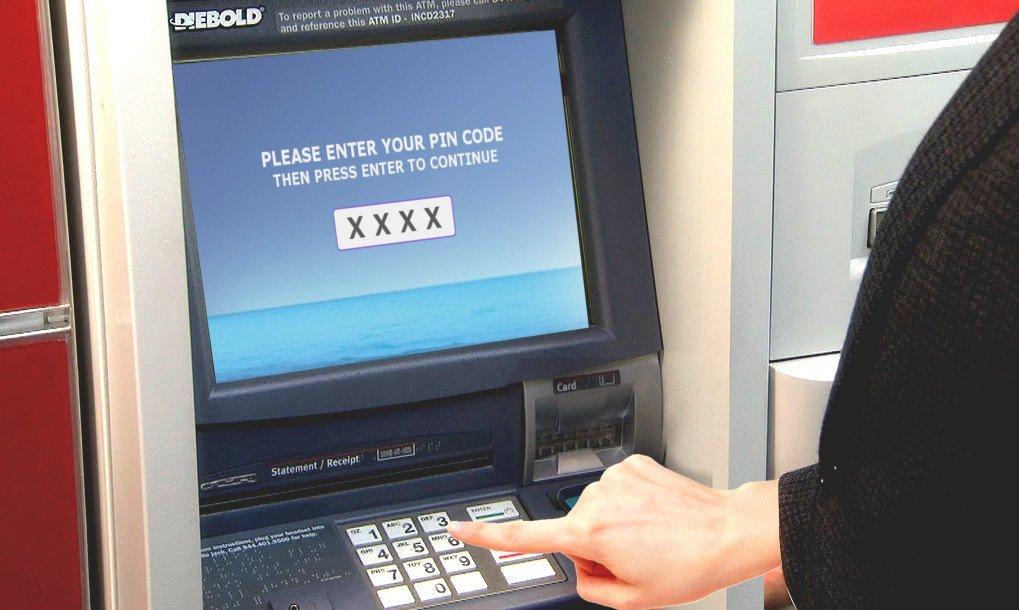 Image result for atm pin