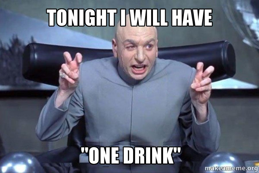 Why Do You Want To Drink More Alcohol When You Are Already
