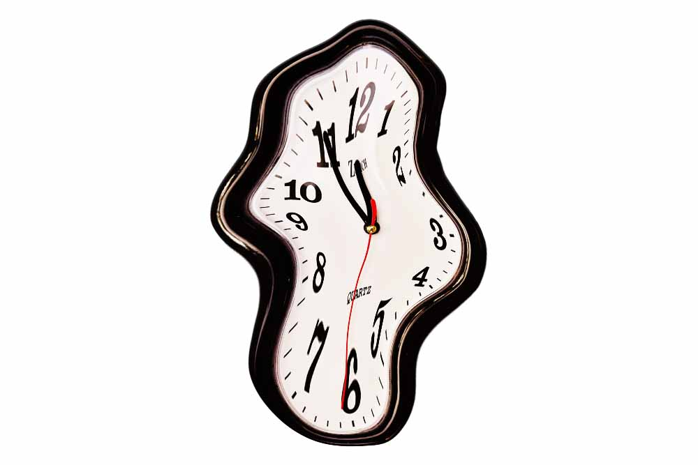 Melting clock 2