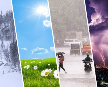 Winter sumer rain and thunder seasons featured image