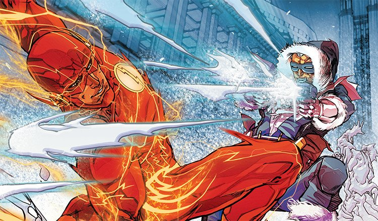 """The Flash #14 – """"Rogues Reloaded"""""""