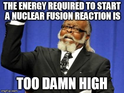 Why Can't We Use Nuclear Fusion To Generate Power?