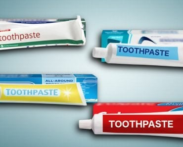 Different type of Toothpaste
