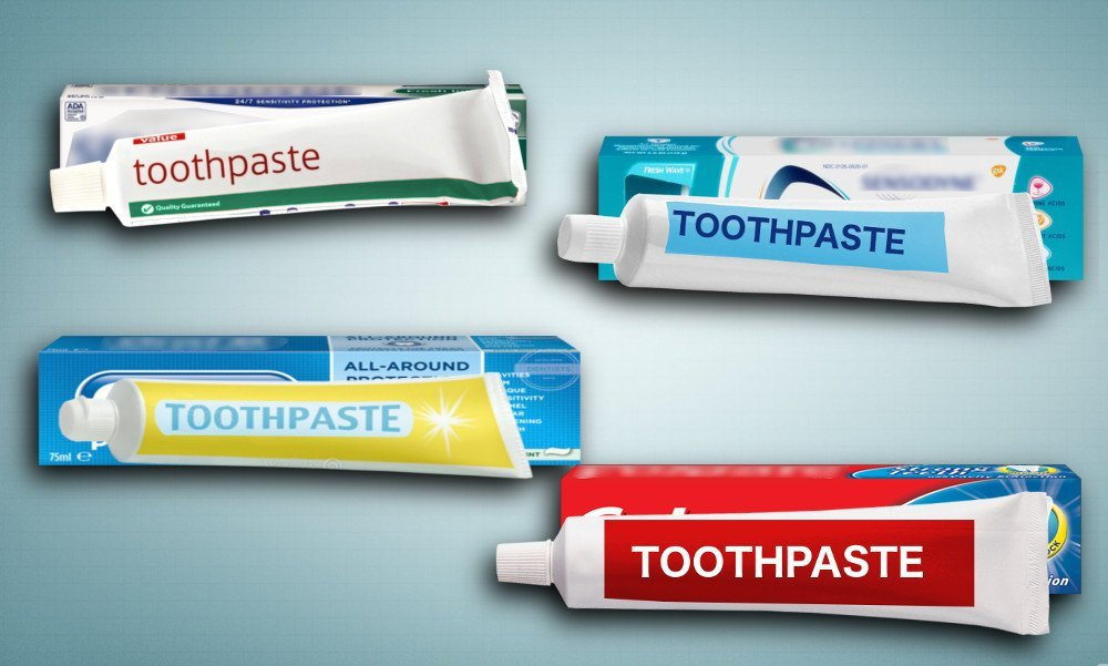 Types Of Toothpaste: What's The Difference Between All Those