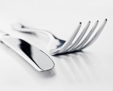 Utensils fork knife
