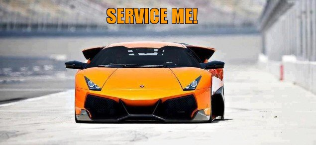 Service me meme