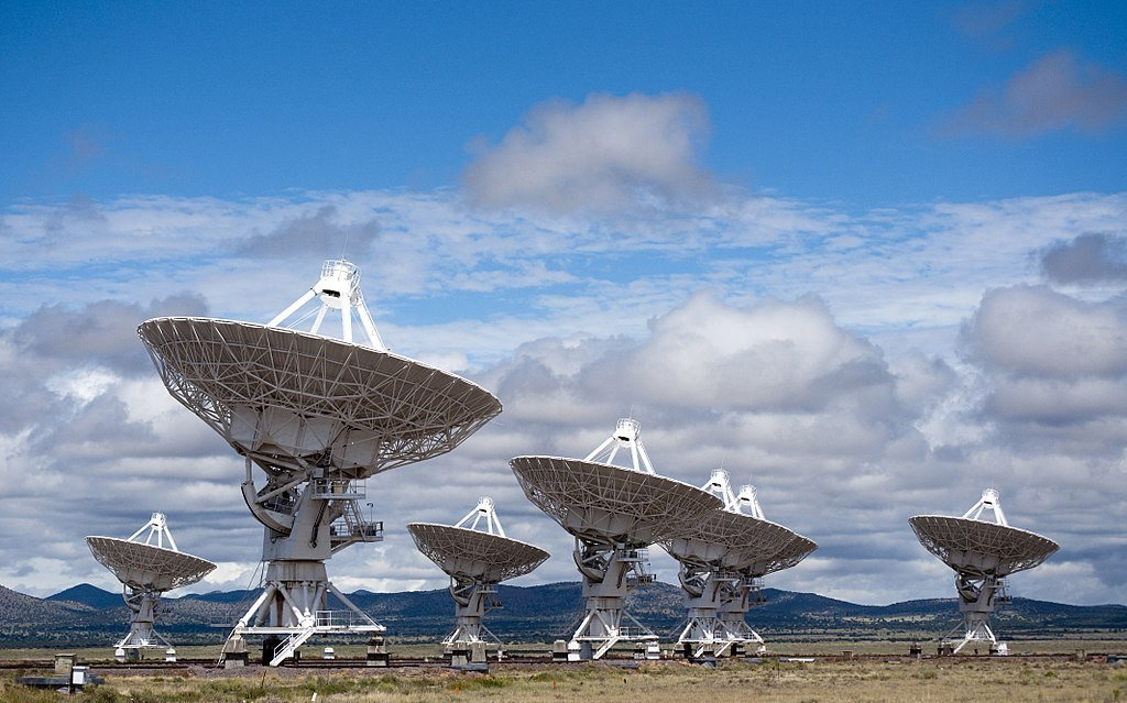 Very Large Array - New Mexico, USA - 2009-08 Interferometry
