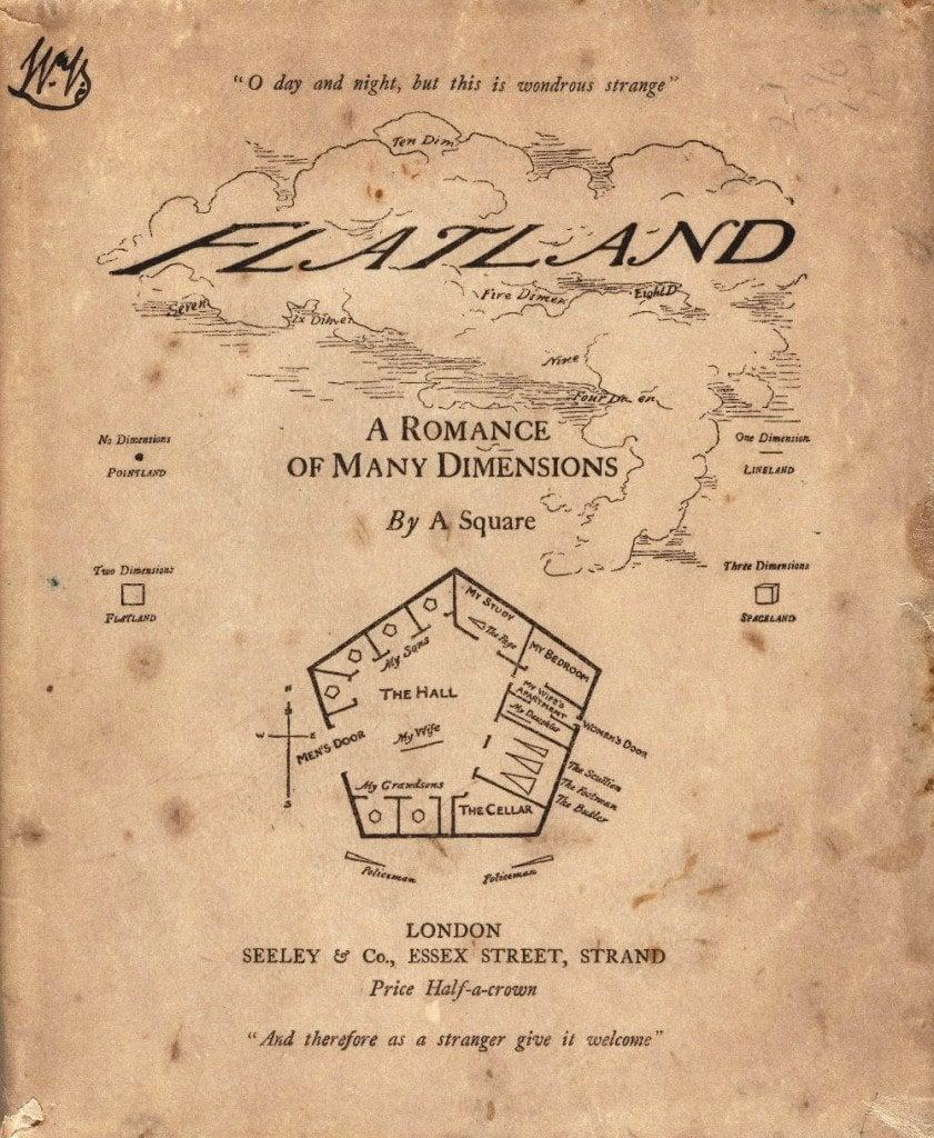 Flatland cover photo