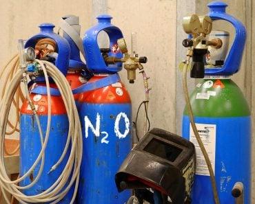 Nitrous Oxide N2o gas