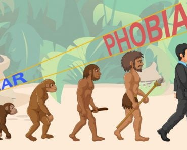 Evolution fear to phobia