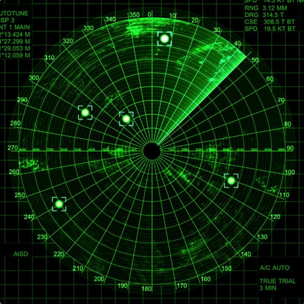 radar dial