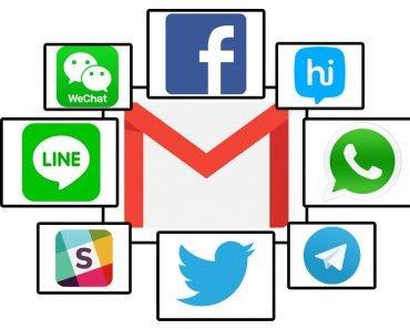 messenger collage