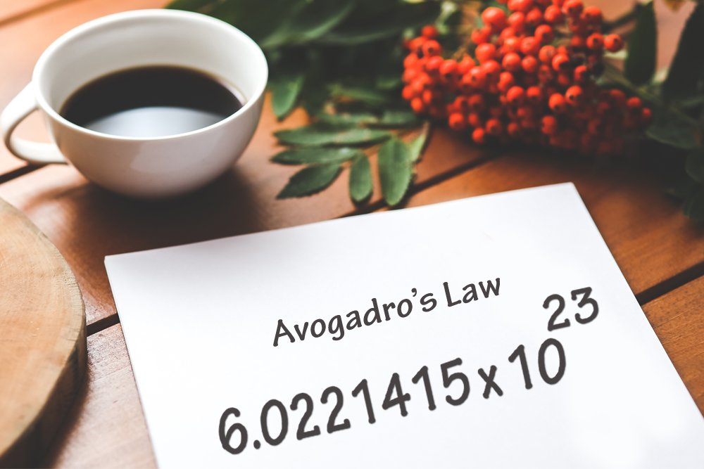 Avogadro's Law: Definition, Formula, Equation and Examples