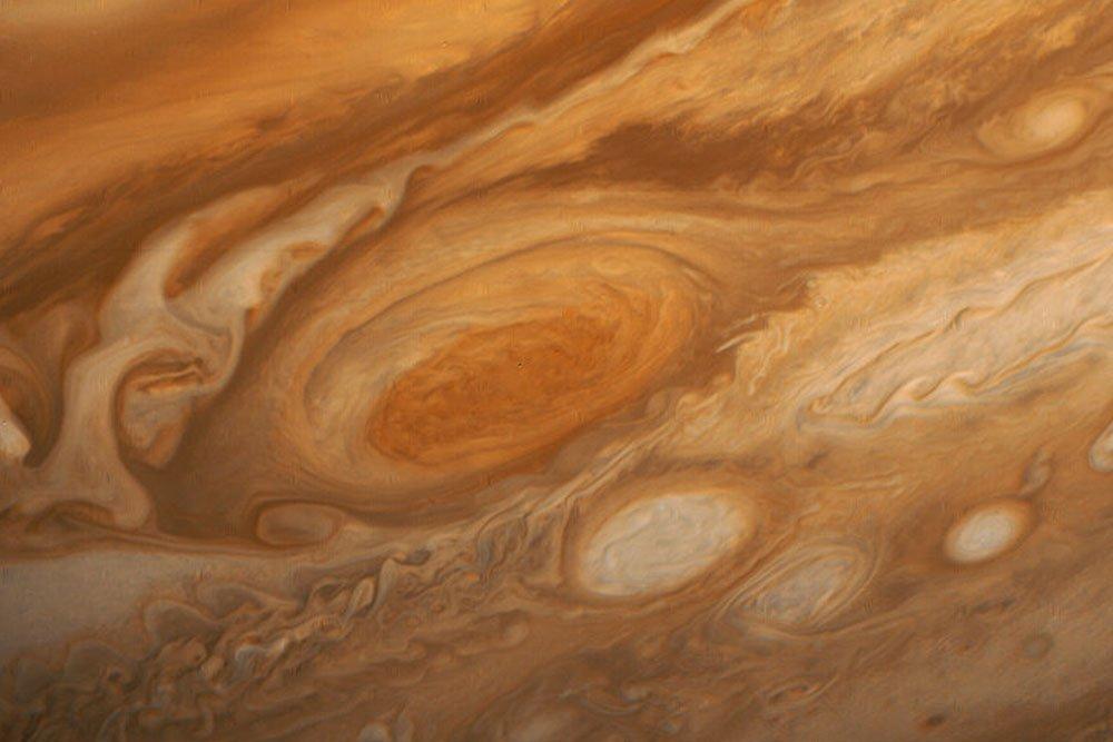 Red Spot Jupiter